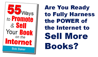 55 Ways online book marketing - Bob Baker