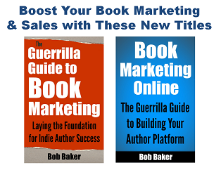Book Marketing Resources and Guides - Bob Baker